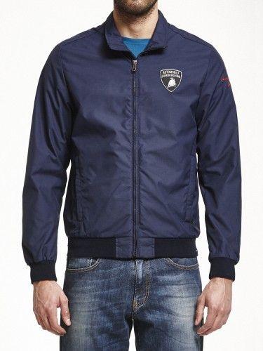Aventador Sv Special Edition Jacket Blue Collezione Automobili