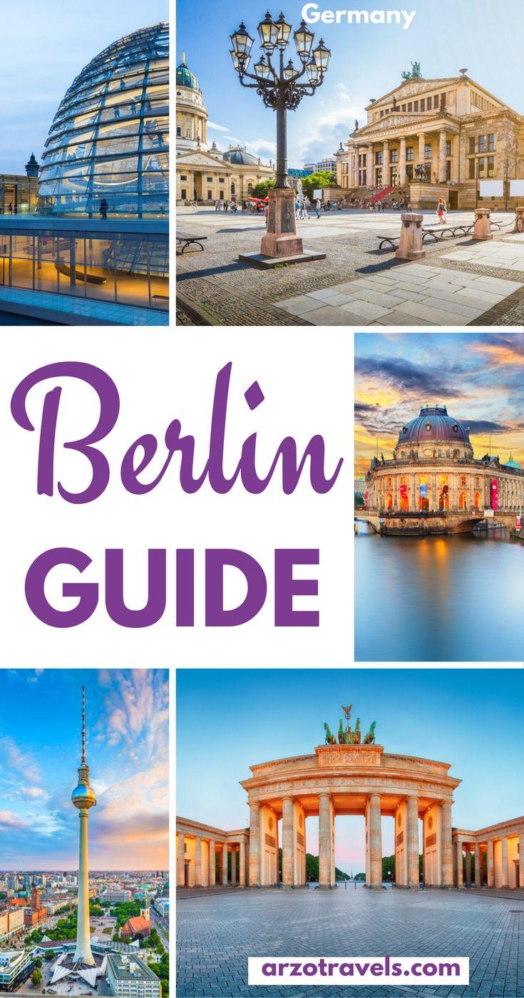 Guide glam visiting berlin 2019