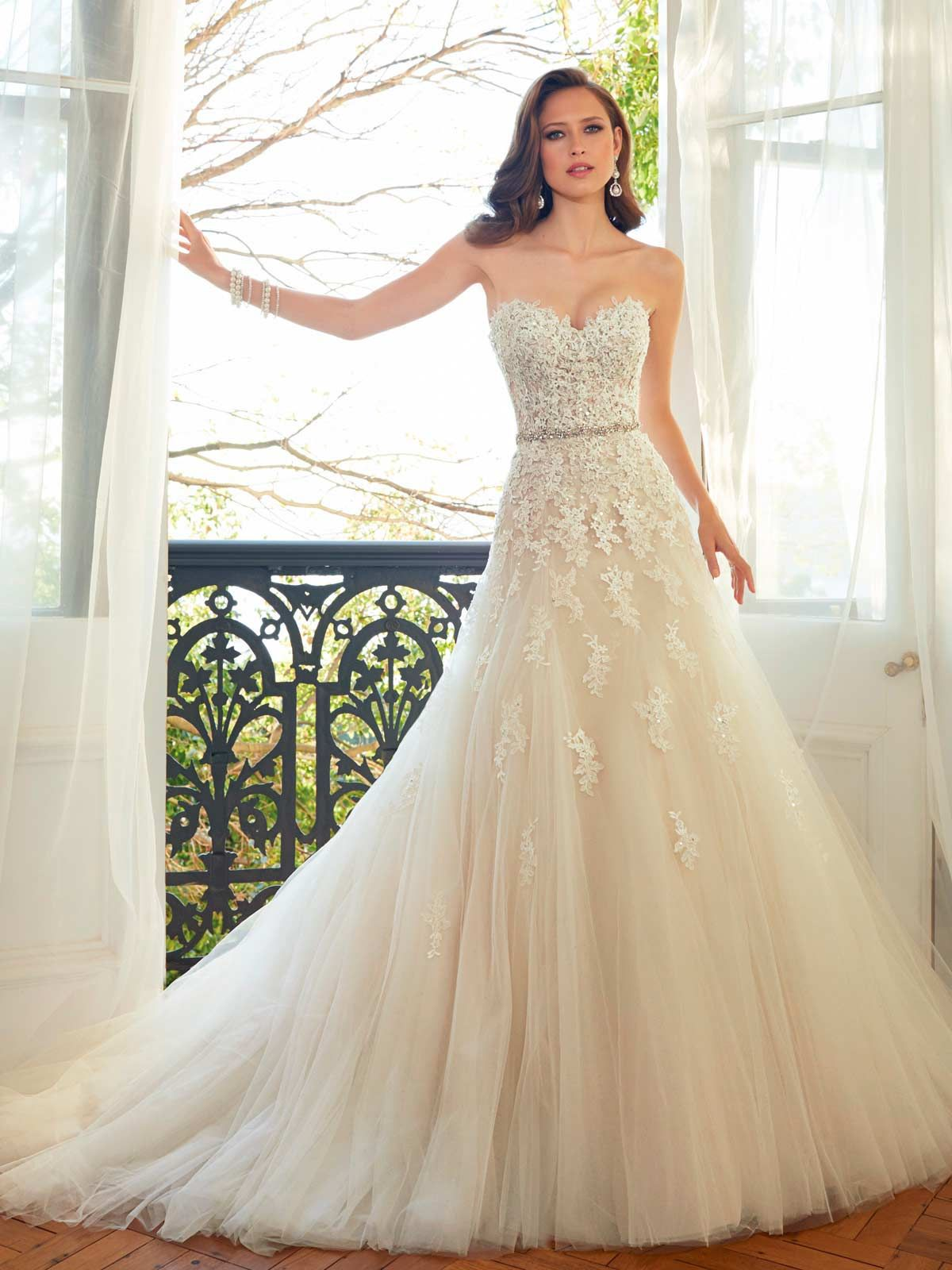 Sophia Tolli Spring 2015 Wedding Gowns   Pinterest   Gowns, Wedding ...