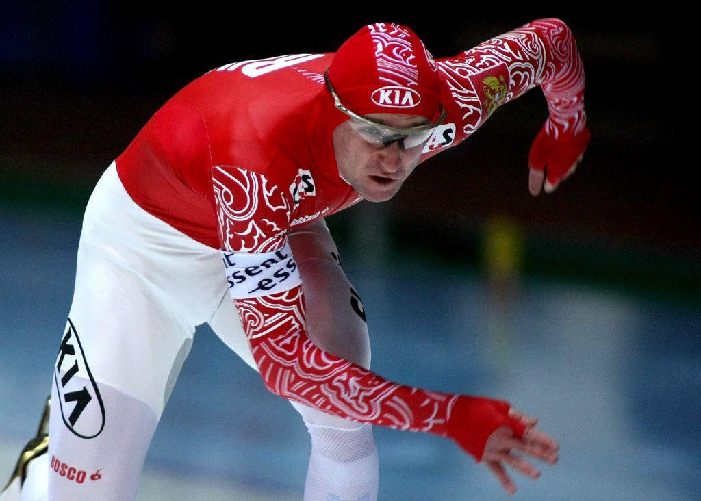 Aleksey Yesin (Russia - Speed Skating)