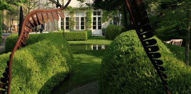 Jardin Prive Bruges Amenagement Jardin Jardin Prive Et Jardins