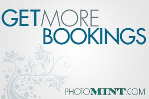 how to get more photography bookings