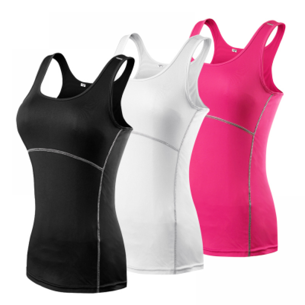 Ladies Active Run Wear Fitness Gym Sports Vests or Shorts Women Vest Shorts XS-L