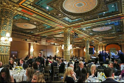 The 5th Annual Bianys Gala The Prince George Ballroom Nyc Photo Patrick Mcmullen Prince George Ballroom Special Events