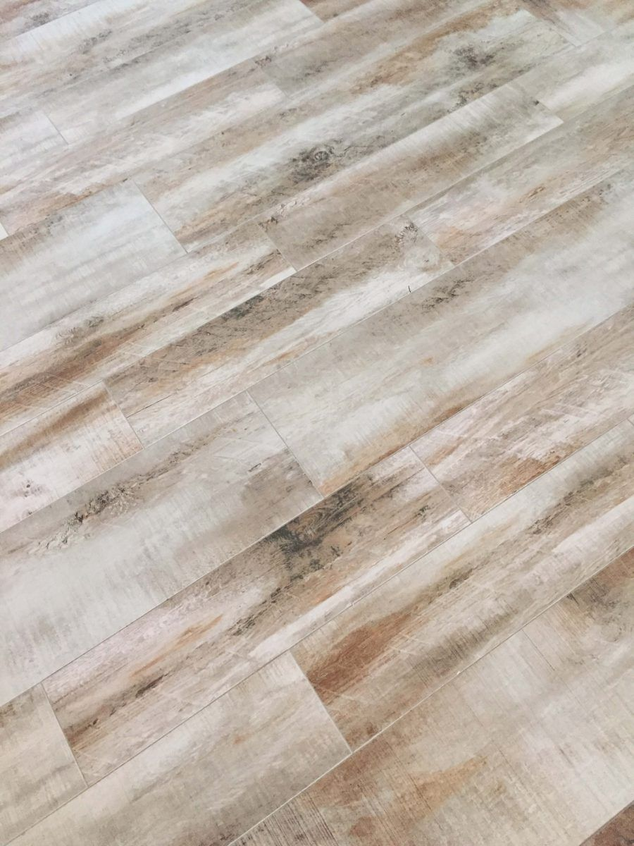 Flooring before and after reveal wood looking tile mohawks mohawk treyburne antique chateau doublecrazyfo Image collections