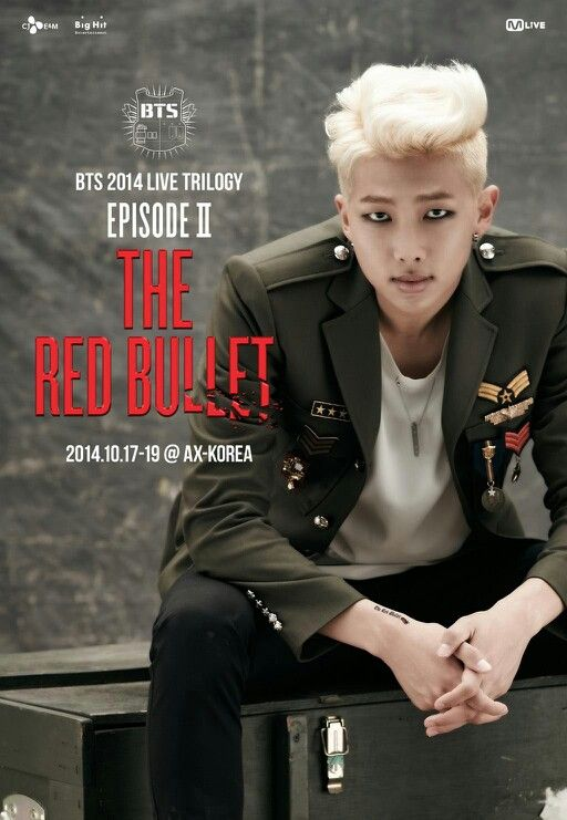Rap Monster - BTS