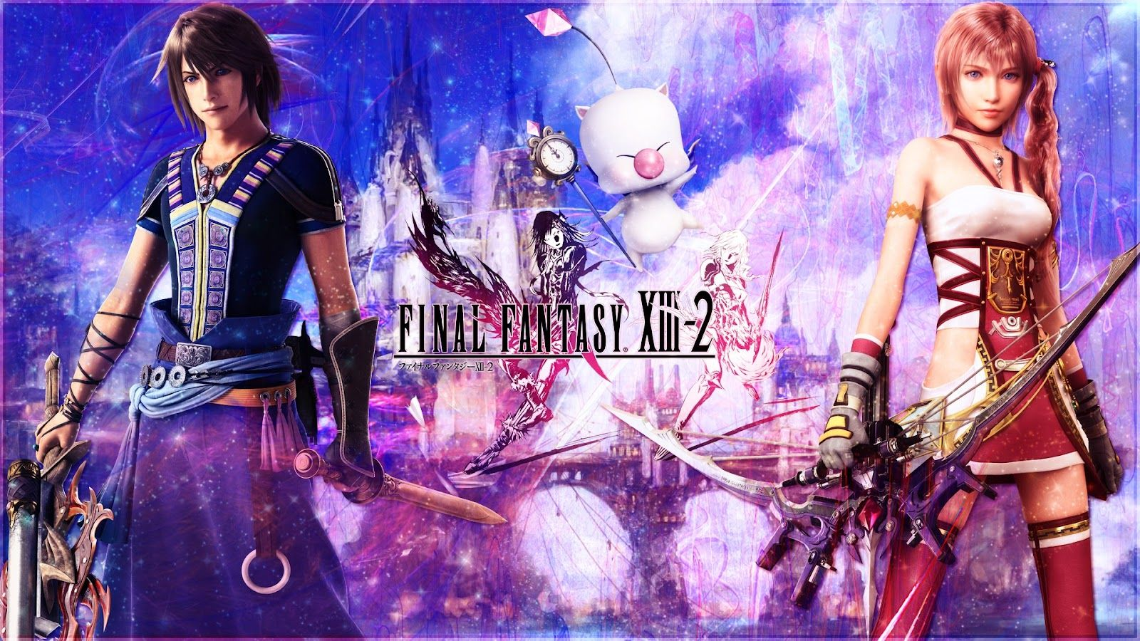 Ffxiii Wallpaper 1080p With Images Lightning Final Fantasy