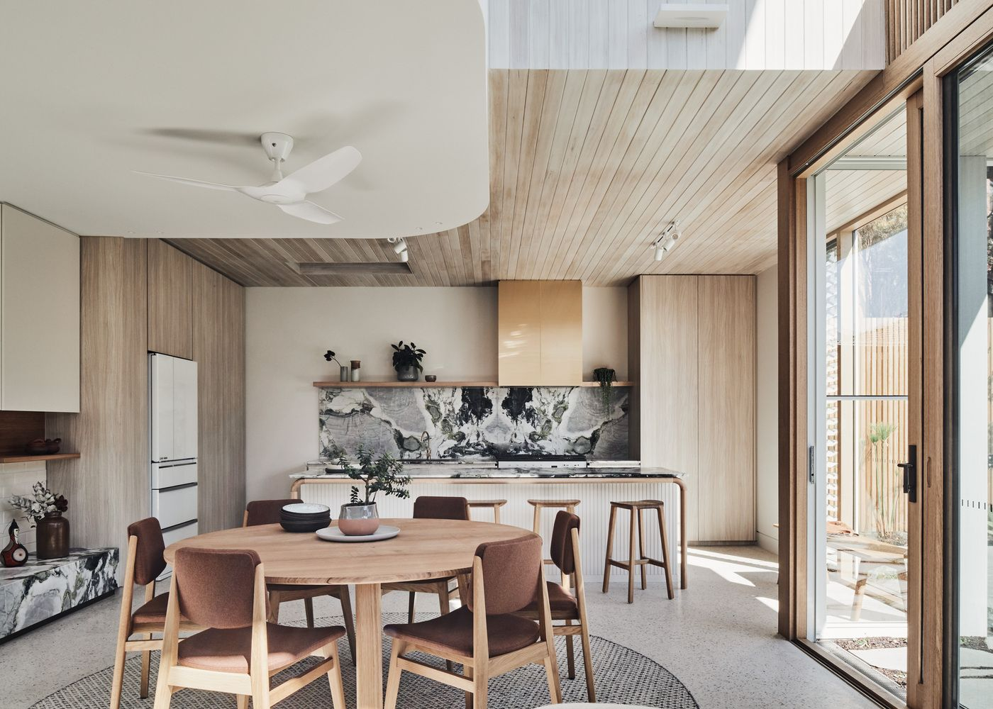Gallery Of Lantern House Timmins Whyte Architects 13 In 2020 House Extension Design House Melbourne House