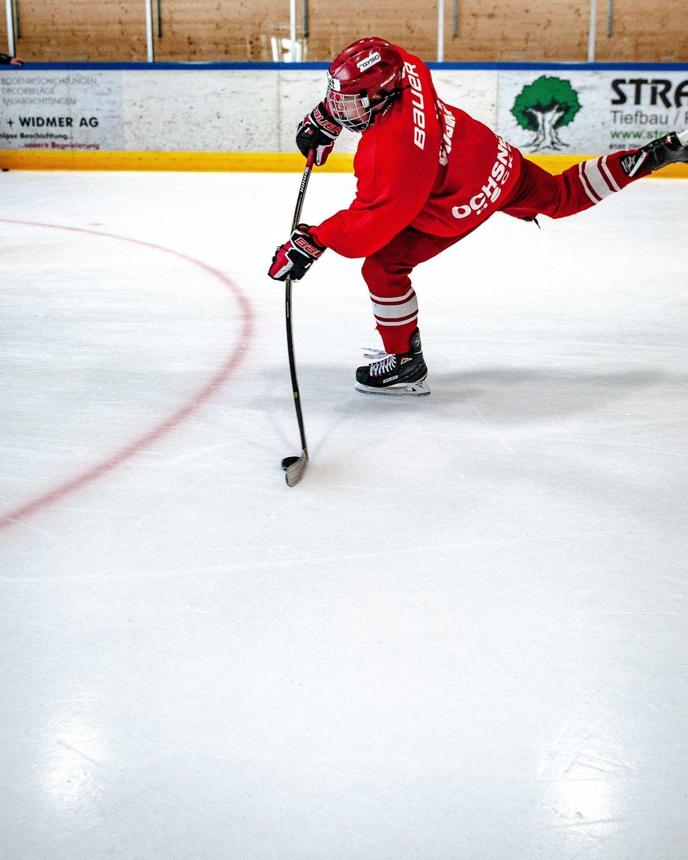 midget jungen eishockey