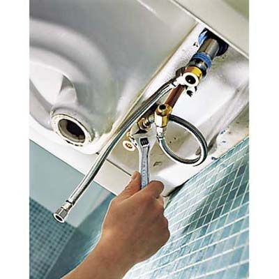 How To Replace A Bathroom Faucet Faucet Bathroom Faucets Faucet Handles