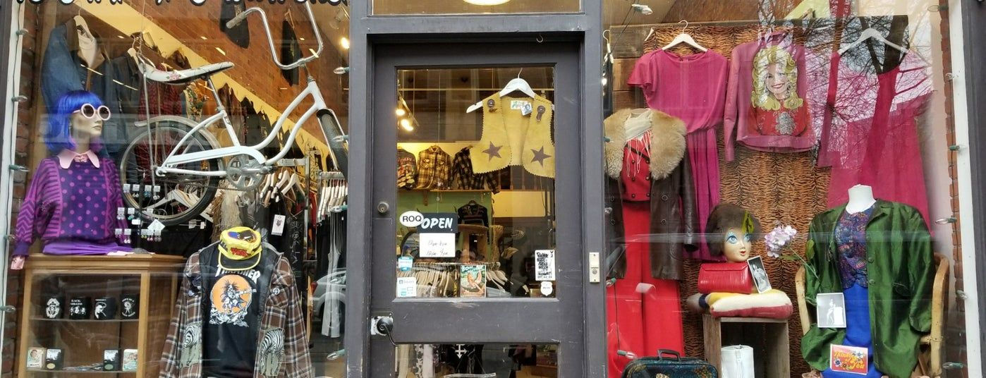 The 11 Best Thrift And Vintage Stores In Seattle Vintage Store Bon Voyage Vintage Halloween