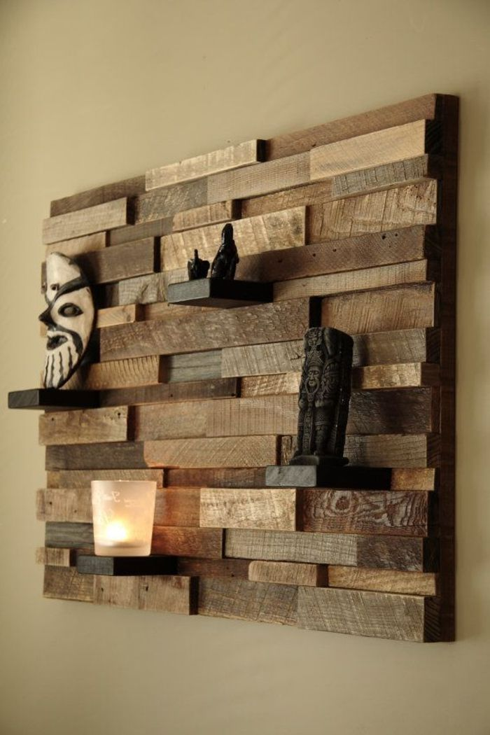 40 verblffende Ideen fr Wanddeko aus Holz  Dr Who