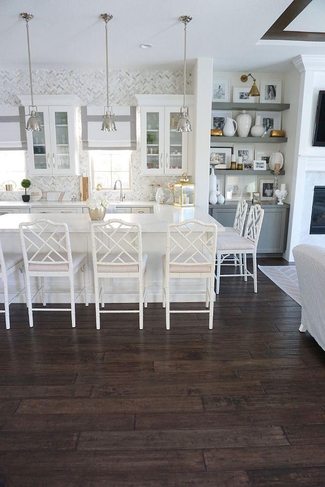 Kitchen Living Room Transition Ideas Lighting Is From Restoration