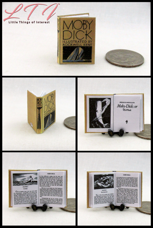 1:6 Scale OCCIDO LUMEN Book Illustrated Readable Illuminated Medieval Manuscript