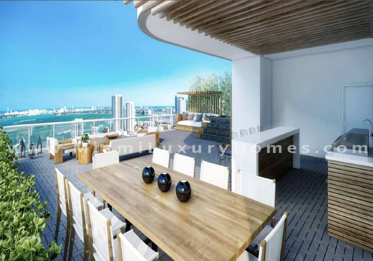 Hyde Midtown Penthouse Sale Sets Record In Midtown Miami Miami Houses Luxury Homes Hyde Midtown