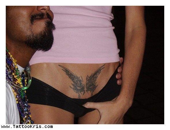 Tattoo Amazing Design Intimate Body Parts