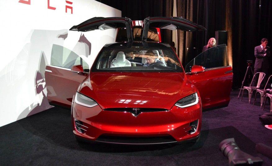 2017 Tesla Model X Release Date Price Review Interior Photos 0 60 Range P90d Vin Suv Top Speed