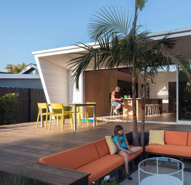 Surfside Projects Turned A Ranch In Encinitas California Into A Fun With  Patio Furniture Encinitas.