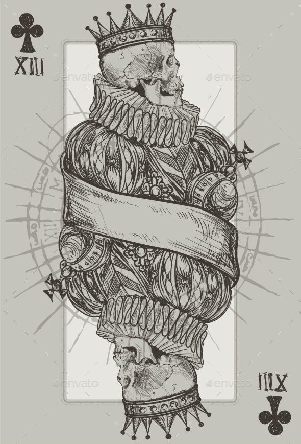 Best 25 skeleton king ideas on pinterest king drawing for Skeleton king tattoo