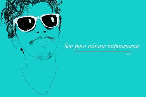 No soy fotosensible #maiomtz #mariomartinez