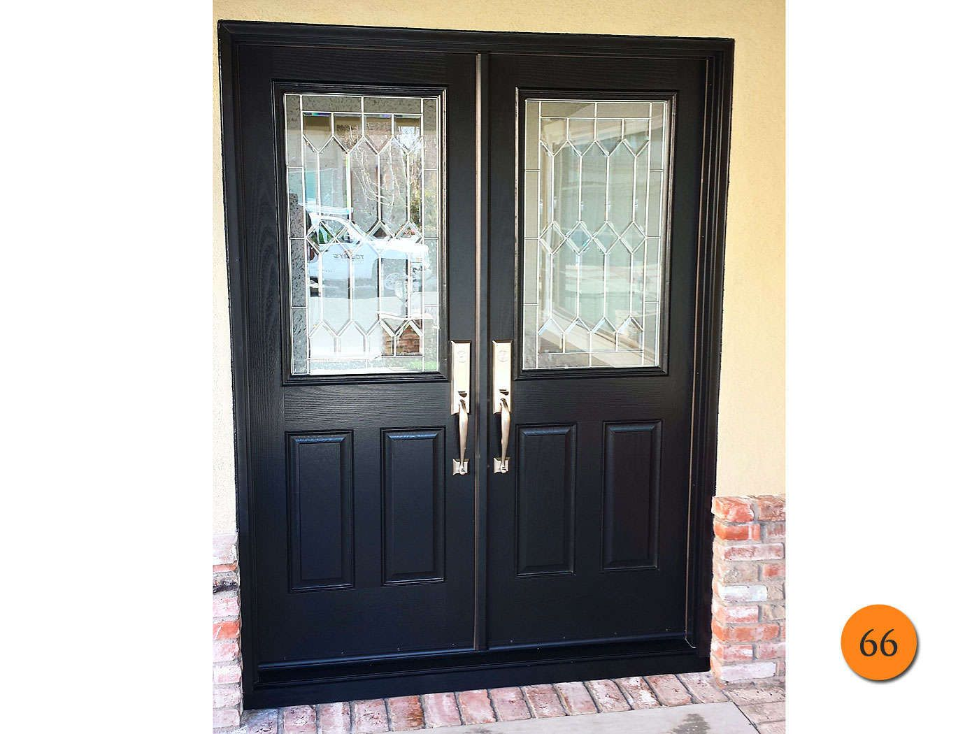 Image Result For Colonial Double Entry Doors Black Entry Door