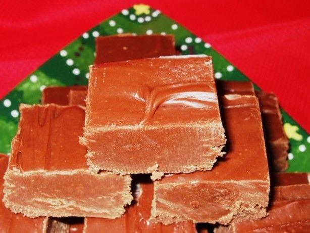 Paula Deen S 5 Minute Fudge Recipe Food Com Recipe Fudge Recipes Fudge Recipes Easy Easy Chocolate Fudge