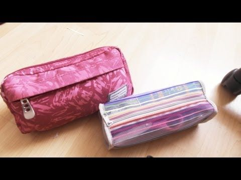que llevo en mi cartuchera/estuche BACK TO SCHOOL :3 - YouTube