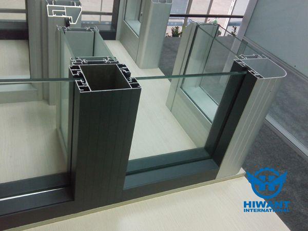 Removable Partition Aluminum Glass Acoustic Aria Babini