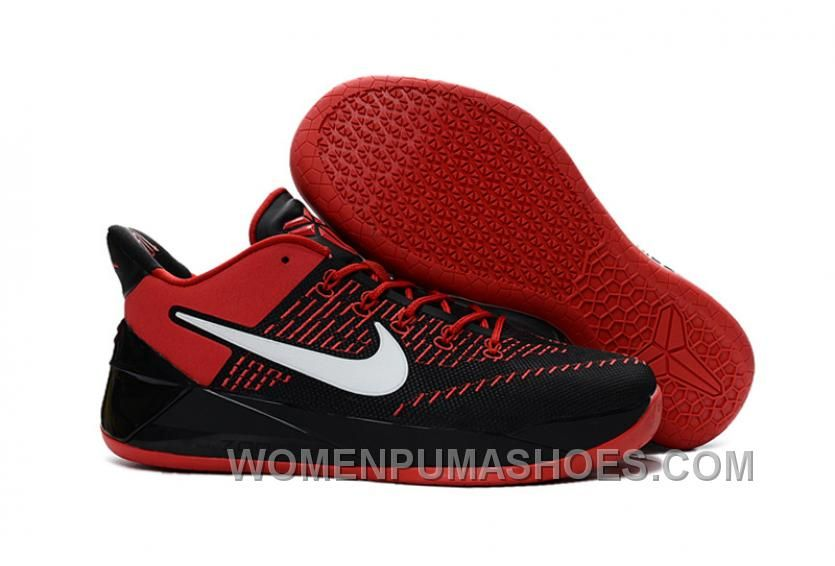 Now Buy Nike Kobe A. Red Black Kobe 12 Authentic Save Up From Outlet Store  at Yeezyboost.
