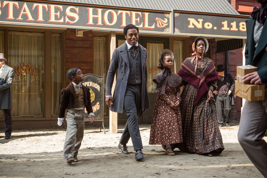 the portrayal of slavery in the american south in the film 12 years a slave Director steve mcqueen's acclaimed new film offers unflinching portrayal of slavery '12 years a slave' seen as turning point in film, 12 years a slave.