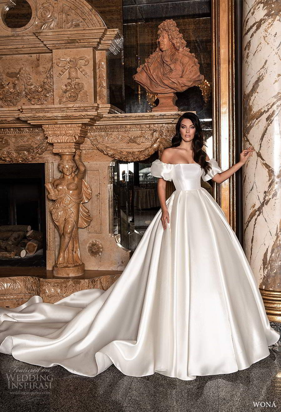 Photo of WONÁ 2020 Edem Bridal Collection Wedding Dresses | Wedding Inspirasi