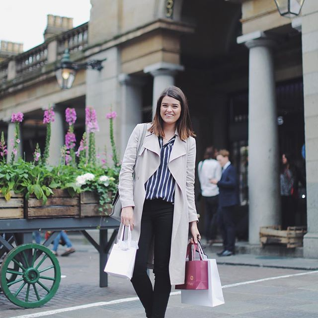 Find all the deats about @CoventGardenLDN's #CGAfterHours event on the blog today. LATE NIGHT SHOPPING PEOPLE! Oh how I wish all those bags were full. 😉 #Spoiler #AD