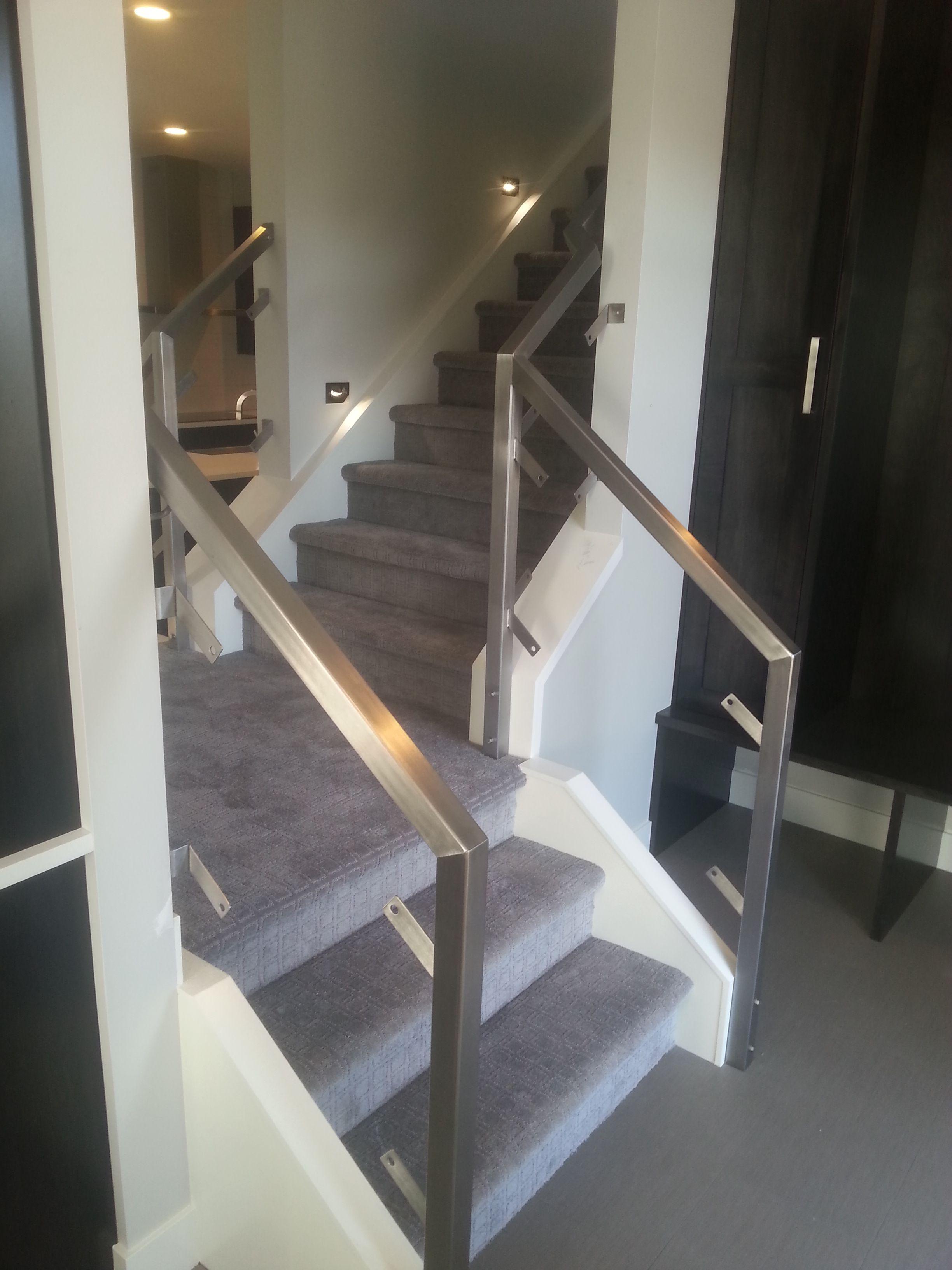Stainless Steel Handrail Arquitectura