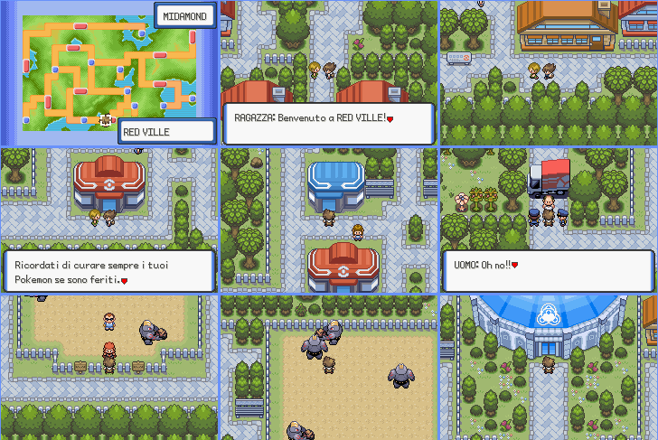 free download pokemon nds rom hack