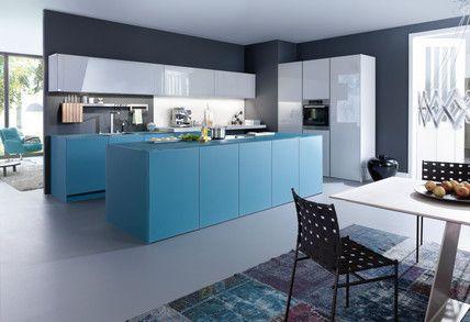 Bondi e valais lack modern style küchen küchen marken