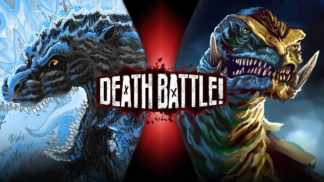 godzilla vs gamera death battle youtube youtube pinterest