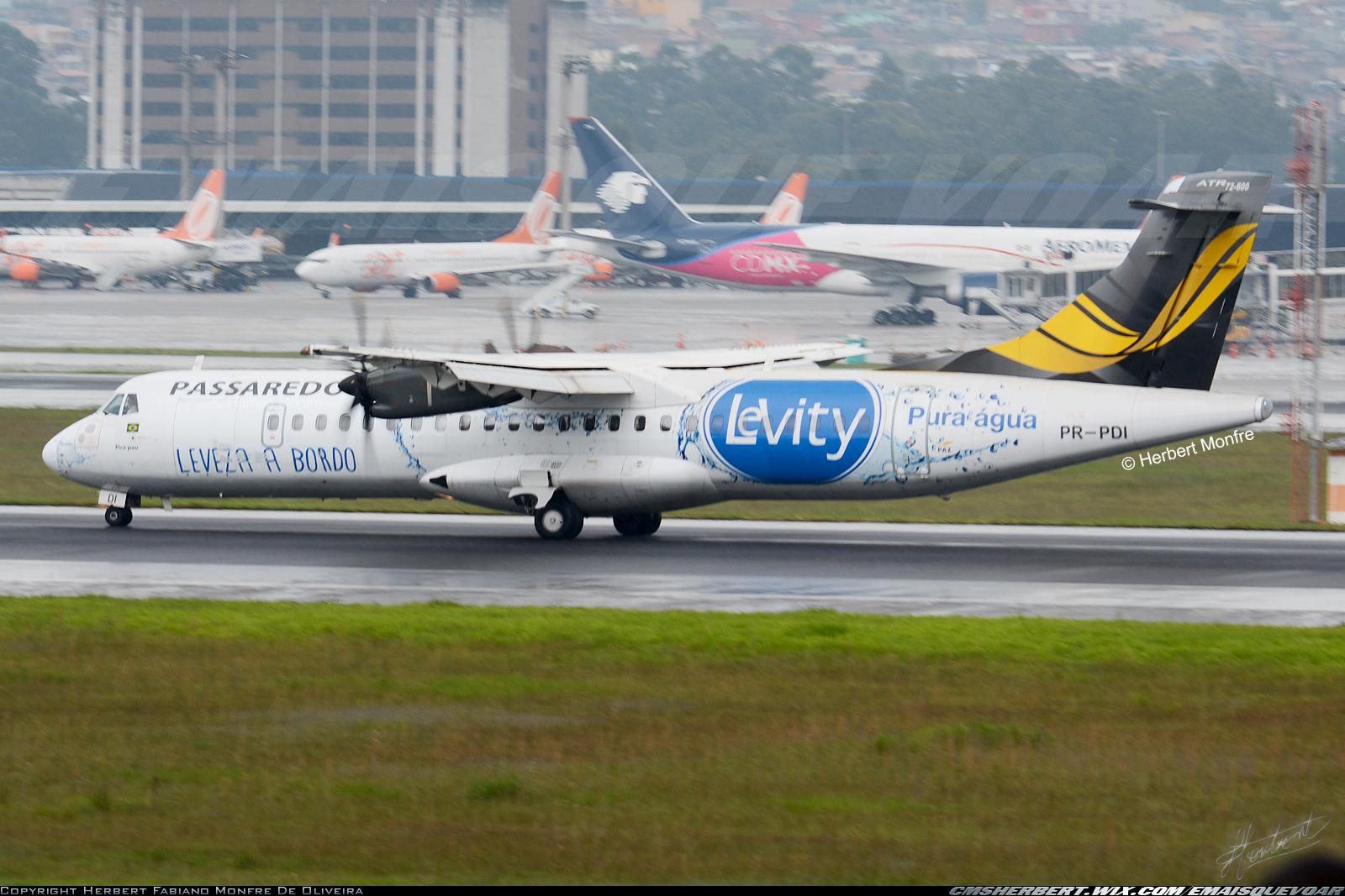 0a785a3e8027 Passaredo volta a operar no Aeroporto Santos Dumont no Rio de Janeiro –  Saiba mais em