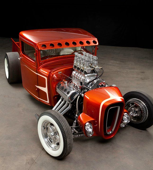 Hot Rod...Brought To You By House Of #Insurance #Eugene