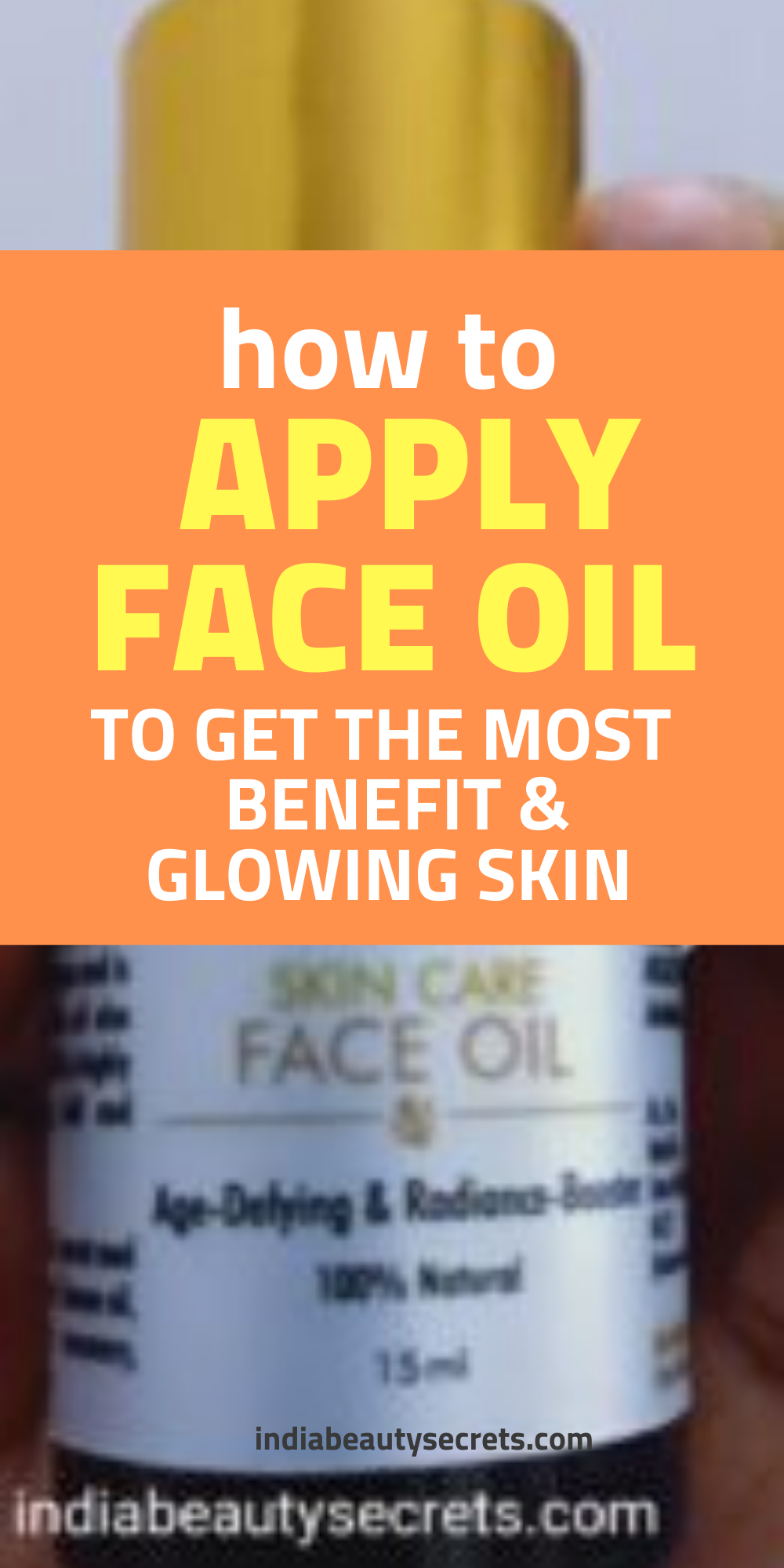 Bio Bloom Face Oil Age Defying Face Oil Review How To Use Biobloom Face Oil For Acne For Dry Skin Oily Ski Oil For Dry Skin Face Products Skincare Face Oil