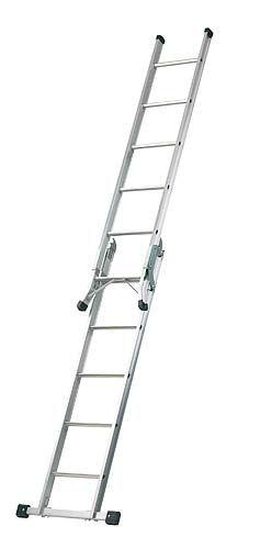 Werner 5 Way Combination Ladder Platform Combination Ladders Storage Design Ladder