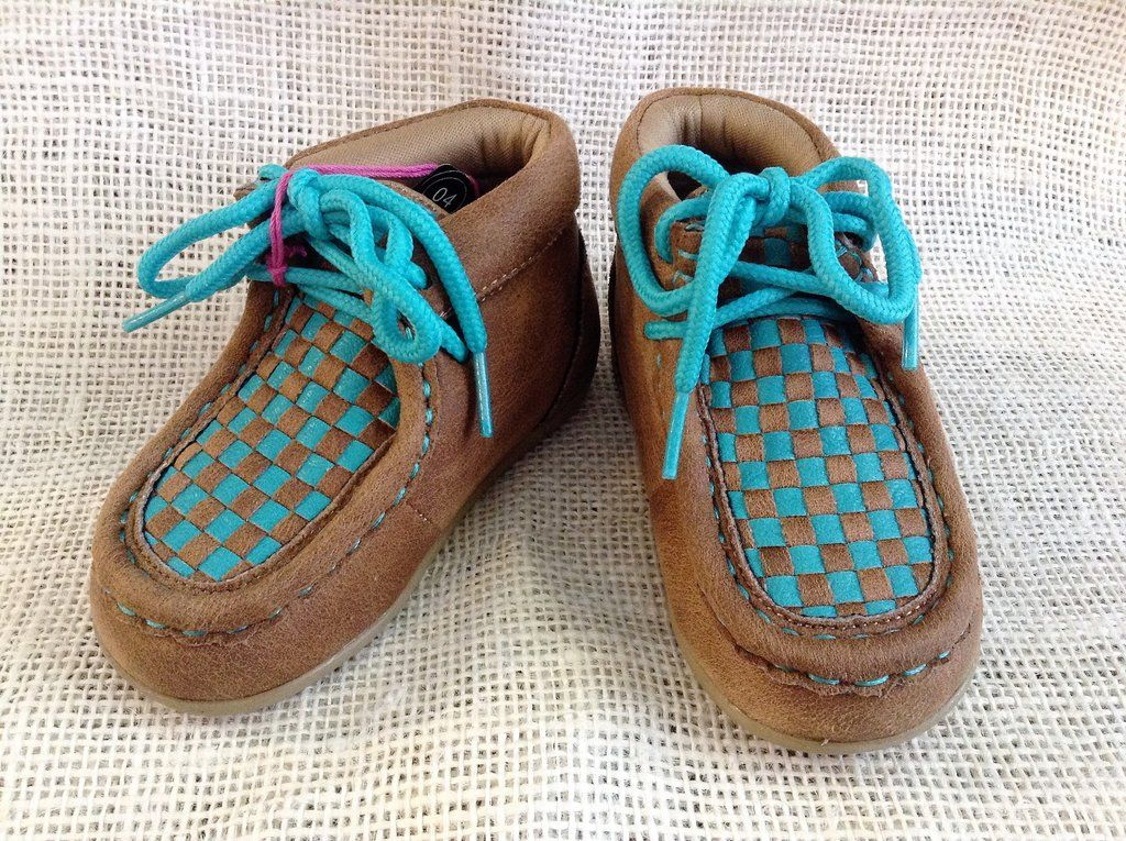 106deaa568b1 Girls  Cassidy Bootie Teal Accents