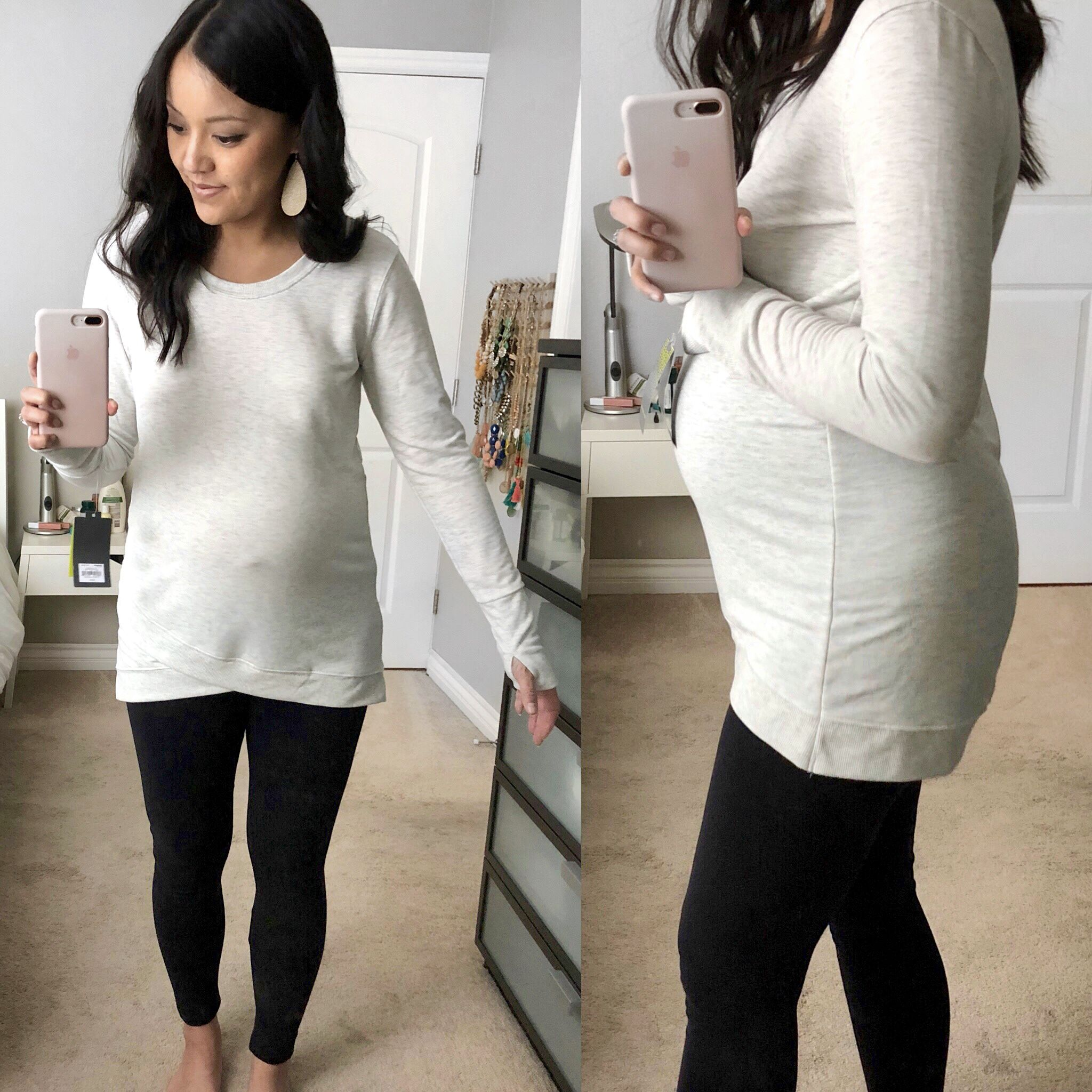 132a54f8cc0af REVIEWS: Athletic and Athleisure Gear + Business Casual Maternity ...