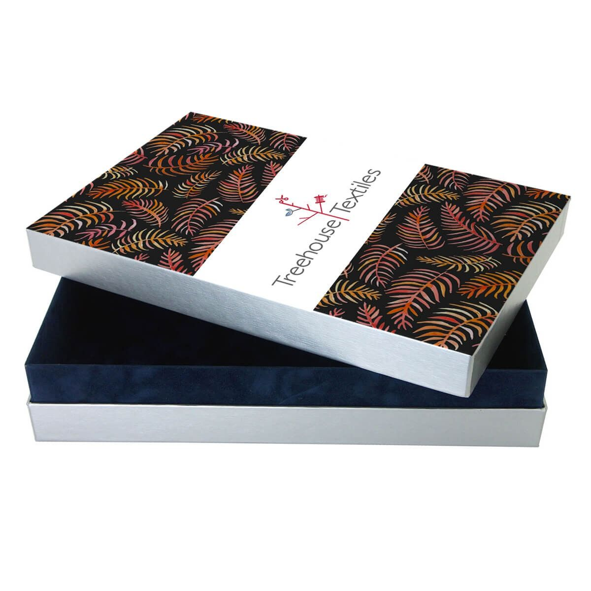 Luxury textile boxes | Luxury textiles, Custom textile, Custom boxes