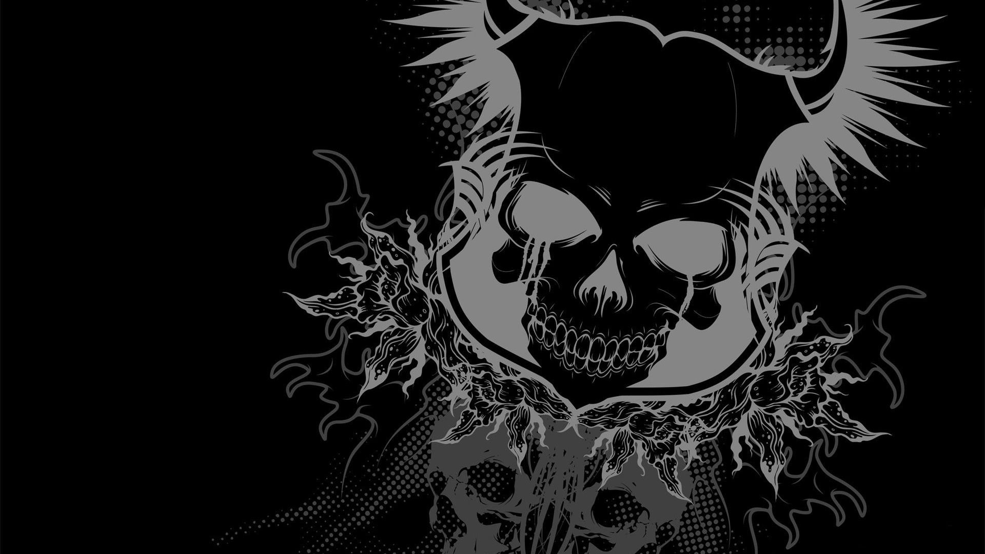 best skull wallpapers for desktop free hd wallpapers free