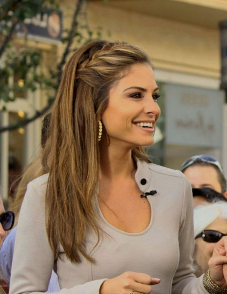 20 outstanding shoulder hairstyles casual hairstyles