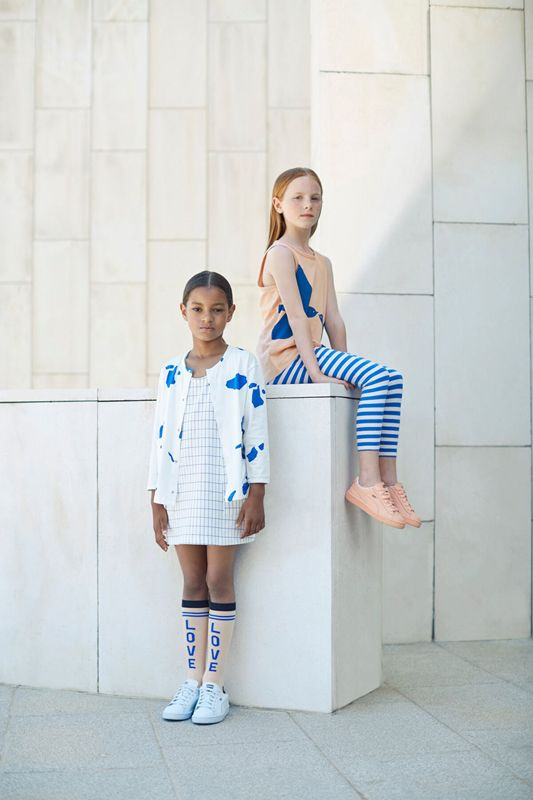 tiny cottons ss17 #tinycottons love the fresh colors and sporty vibe of  this ss2017 collection