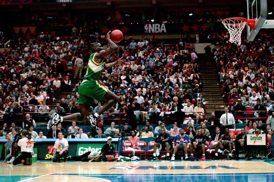 Shawn Kemp. 運動, バスケットボール, スポーツ