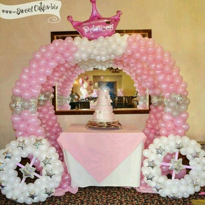 Pin by Yara Gomez on pink and gold theme first birthday party