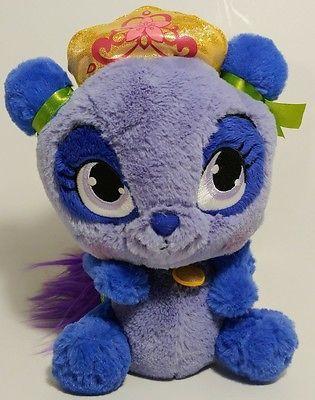 Disney Princess Mulan Palace Pets Plush Doll Purple Panda Stuffed