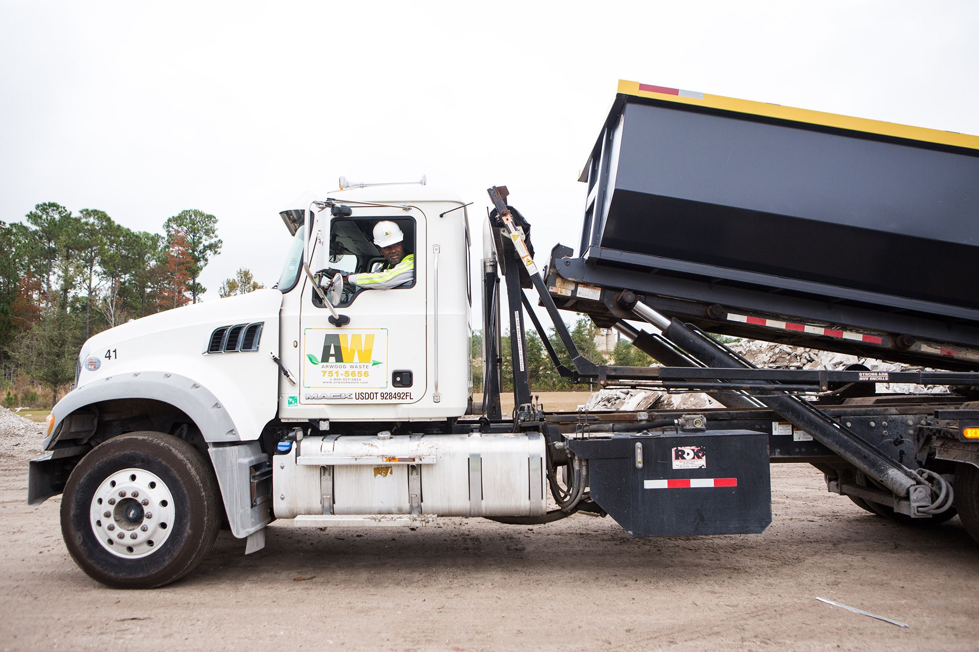 Roll-Off Containers/Dumpsters for Rent - Arwood Waste has the ...